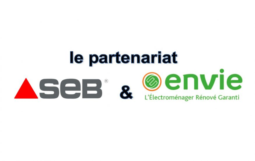 ENVIE grâce à SEB développe une offre variée de petits électroménagers