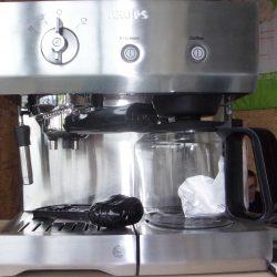 Cafetière espresso Krups