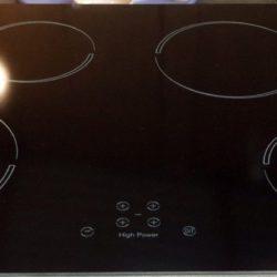 Plaque électrique vitrocéramique induction High Power (Hors gabarit)