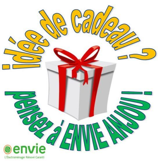 Une idée de cadeau ? Pensez ENVIE ANJOU !