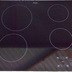 Table de cuisson 4 radiants WHIRLPOOL