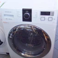 Lave-linge hublot 12 kg DAEWOO