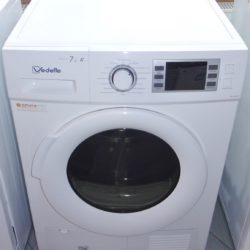 Sèche-linge à condensation et pompe à chaleur VEDETTE