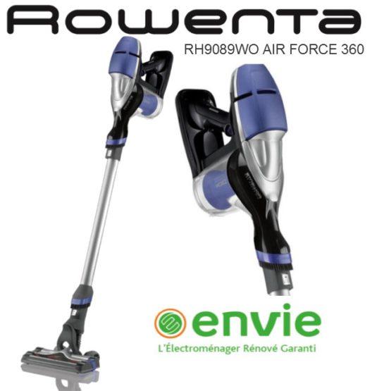 l'aspirateur ROWENTA, la performance sans fil !
