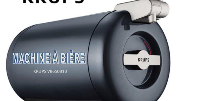 pompe à bière KRUPS à partir de  34.5€