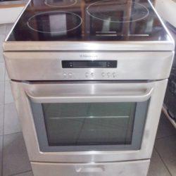 Cuisinière induction ELECTROLUX