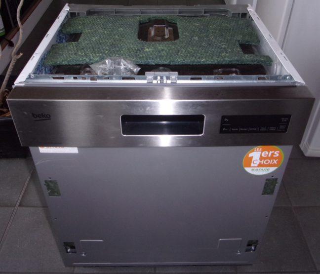 Lave Vaisselle BEKO 15 Couverts