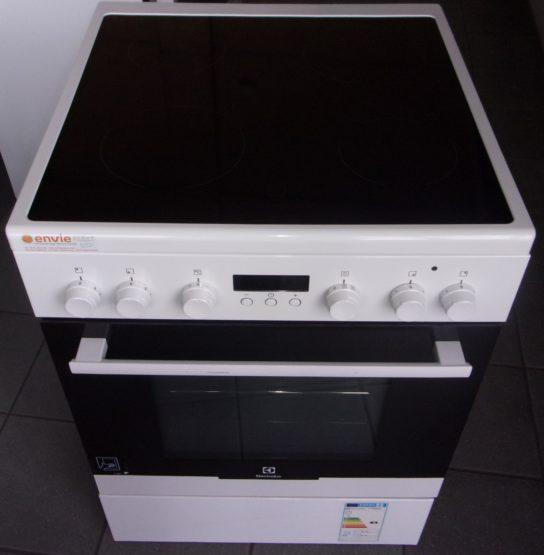 Cuisinière électrique ELECTROLUX 4 Feux
