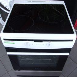 Cuisinière électrique 3 Foyers Inductions THOMSON