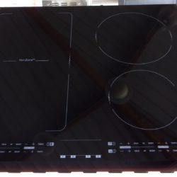 Plaque électrique 4 Foyers Inductions SAUTER
