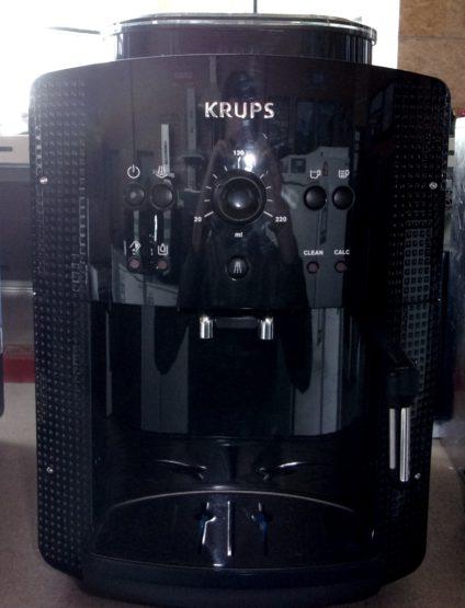 Cafetière Expresso avec broyeur KRUPS
