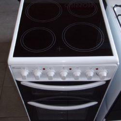Cuisinière électrique 4 Feux radiants TRIOMPH
