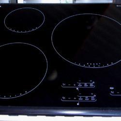 Plaque électrique 3 Foyers inductions DE DIETRICH