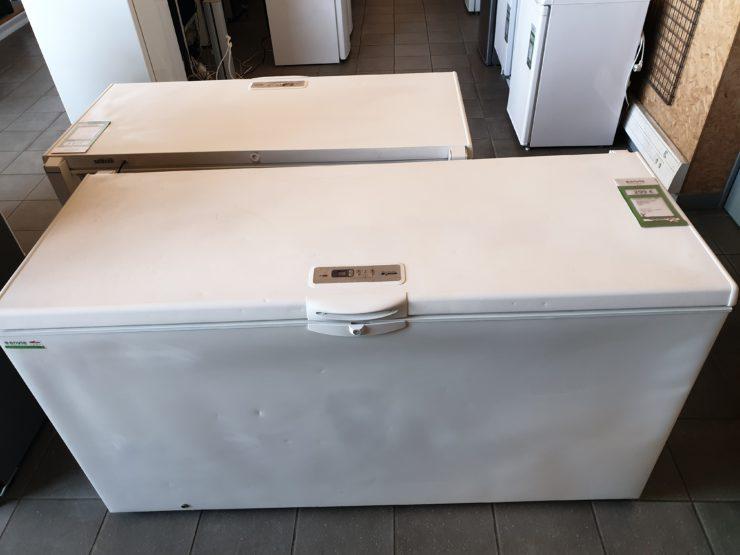 Congélateur Coffre 300L WHIRLPOOL
