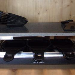 Service à raclette/Pierrade SEB
