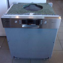 Lave vaisselle encastrable 13 Couverts Bosch