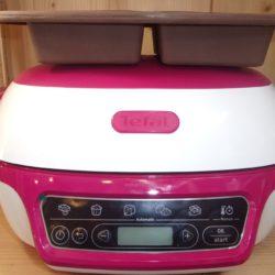 Cake Factory Tefal SEB (rose et blanc)