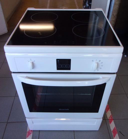 Cuisinière électrique induction Brandt
