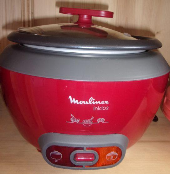 cuiseur à riz inicio MOULINEX