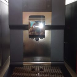 machine à café KRUPS intuition