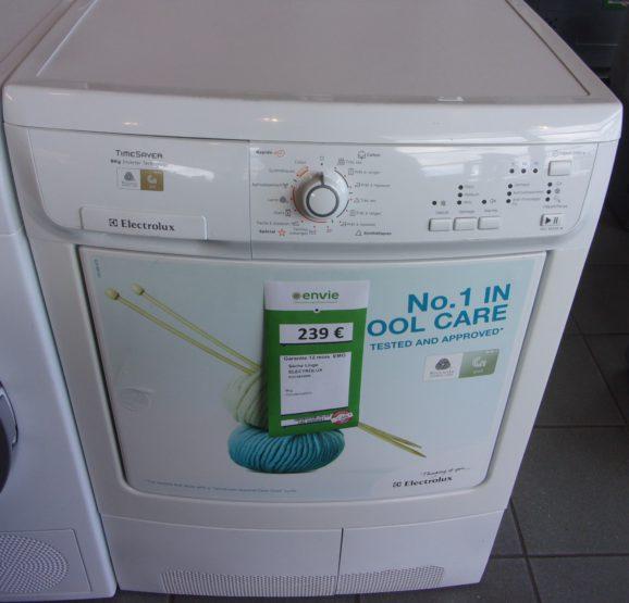 Sèche linge à condensation ELECTROLUX