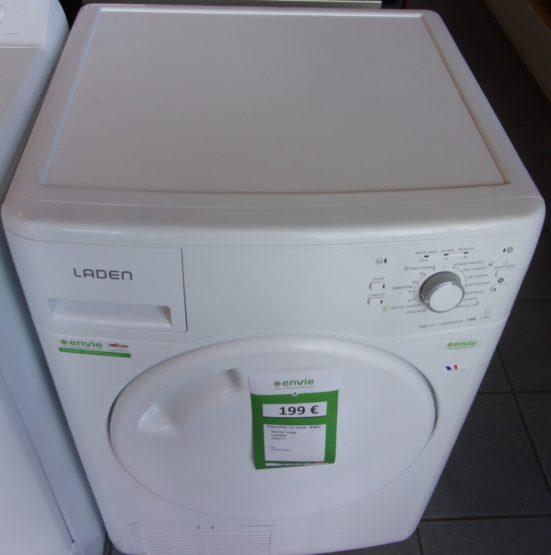 Sèche linge à condensation LADEN 7kg