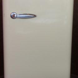 Réfrigérateur simple froid SCHNEIDER rétro