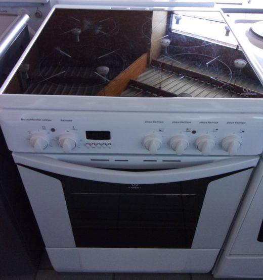 Cuisinière électrique 4 feux