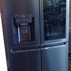 Réfrigérateur américain LG