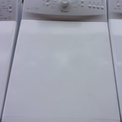 Lave linge top WHIRLPOOL